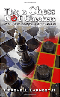 This Is Chess Not Checkers Book for sale